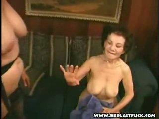 Hard xxx old garry mama porno