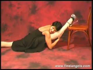 Young Ballerina Aida