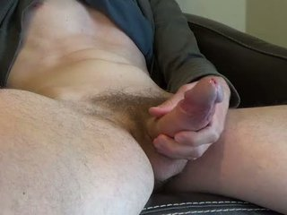 Jerk off and play with my big jago