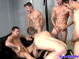 groupsex, homoseksual, muskul
