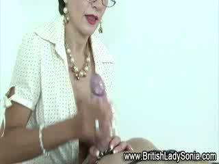 bigtits heiß, briten, schuhe voll