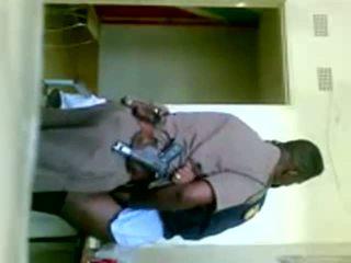 afrika, seragam, cop