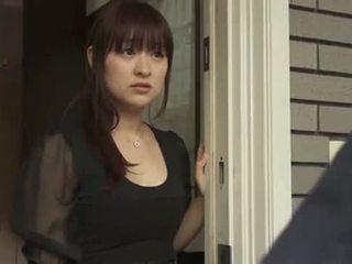 Japaneses σύζυγος γαμώ με intruder - xhimex.net