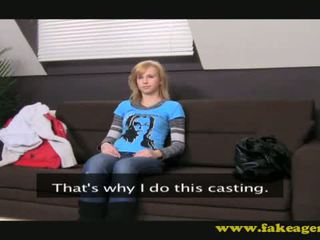 Dana @ fake casting