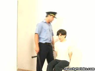 Nakal b-y arrested and fucked