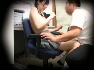 Stealing Schoolgirl blackmailed 3