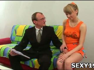 Horny couple begins