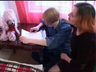 Rita seduced henne son