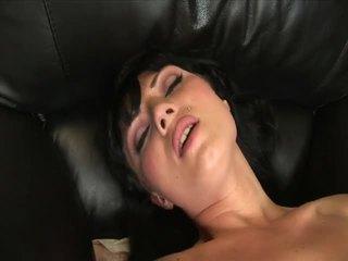 Ava rose masturbates dengan yang bagus besar dildo/ alat mainan seks