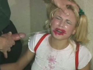Dilecehke and slapped