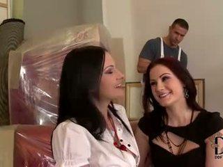 Abbie And Carla,