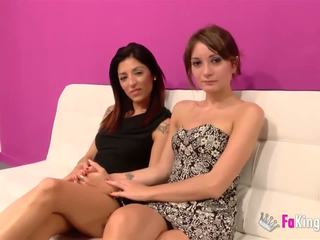 Jordi and alex fuck two gyzykly babes
