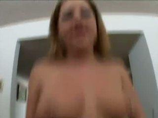 brunette, oral sex, double penetration