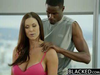 BLACKED Fitness Babe Kendra Lust Loves Huge Black Cock