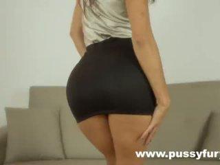 Samia Duarte sucks dick like nobody else in fucking sloppy hardcore deepthroat