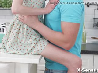 X-sensual - Adel Bye - Sweet Teen Passion Fruit: HD Porn 69