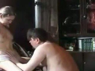 pappa, dotter, video