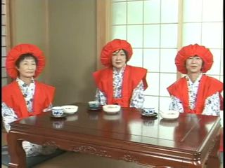 giapponese, nonna