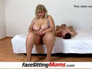 Grand seins amateur ronde mère anna chatte licking cunnilingus