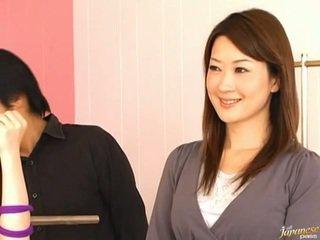 Japanilainen av malli pees