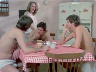 De an american playgirl 1975 (cuckold, dped) mfm