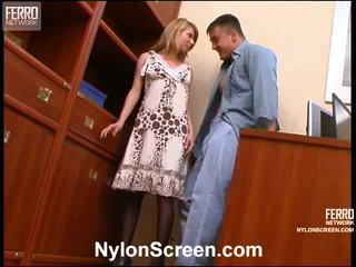 Alice और nicholas हार्डकोर पॅंटीहोस चलचित्र