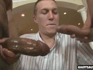 big dick, interracial, black