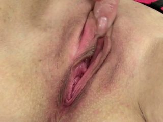 Hot Mature Mother in Black Stockings, HD Porn 32