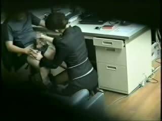 Warga jepun bos taped seks / persetubuhan beliau panas setiausaha video