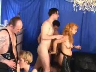 skupinový sex, swingers, ročník