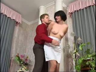 brunetter, anal, russisk