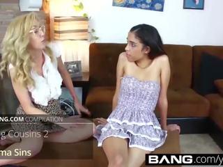 Bang.com: ดีที่สุด ของ วัยรุ่น เลสเบี้ยน รวบรวมช็อตเด็ด