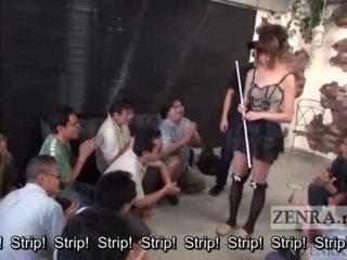 Jaapani anri hoshizaki enf cmnf pidu subtitles