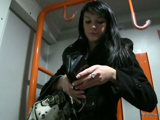 Streetwalker will give you a blowjob as soon as she smells cash