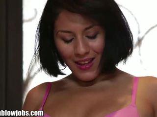 Liv is a sloppy cocksucker