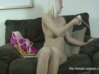 hottest orgasm, hot girl most, most cumming