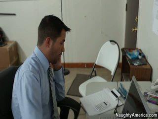 comprobar sexo en la oficina agradable, calidad libre de la muchacha roja del porno en línea, usted sckool sexo que el porno comprobar