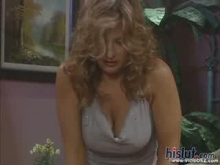 Avy Scott Big titties cream pie Blond
