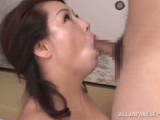 Big Titted Chinese Milf Is Loving His Dick In Her Hoo Hoo