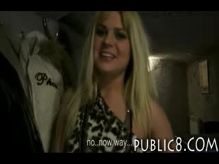 Amateur Czech girl on the club analyzed in exchange for cash