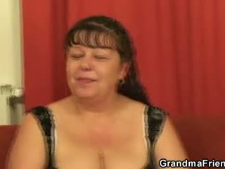 nice old great, full 3some, real grandma best