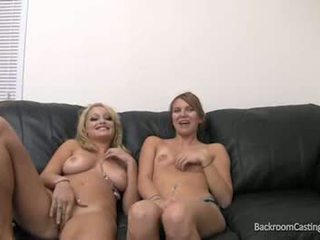 hottest couch fun, girlfriends fresh, hottest threeway all