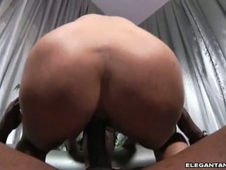 RoxAnne Hall Got Fucked By A Dark Man