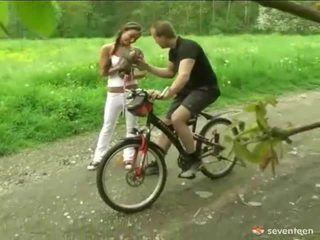Drilled By The Cyclist