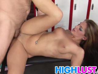 Sexy Tommie gets banged