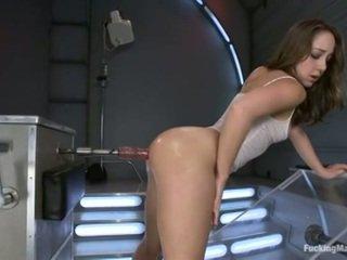 vers bruin kanaal, haar scène, ideaal anaal