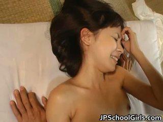 Japoneze i ri nxënëse has seks