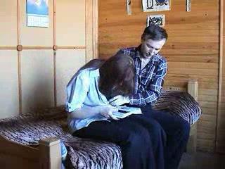 Млад руски двойка