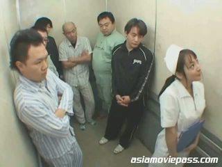 พยาบาล, เหมือนกัน, เอเชีย