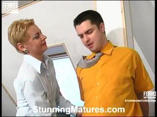 Alice και adam concupiscent μαμά σε δράση